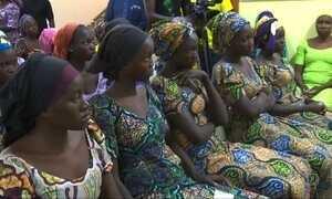 Boko Haram liberta 82 meninas sequestradas na Nigéria