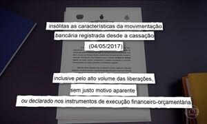 Estado do Amazonas tem contas bloqueadas