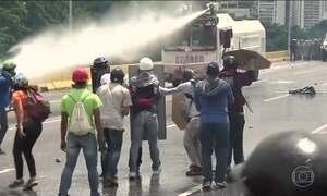 Sobe para 39 o número de mortos nos protestos na Venezuela