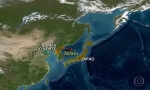 Estados Unidos pedem maiores sanções contra Coreia do Norte após lançamento de míssil