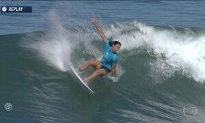 Australiana Tyler Wright vence etapa brasileira do Circuito Mundial de Surfe