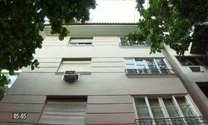 Ladrões invadem apartamento do governador do RJ