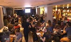 Festival internacional leva debate de temas científicos a bares de 22 cidades brasileiras