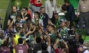 Luverdense é campeão da Copa Verde