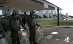 Planalto tenta mostrar tranquilidade ante delação contra Michel Temer
