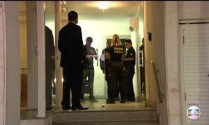 No RJ, três apartamentos são alvos de operação da Polícia Federal