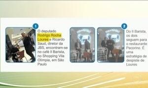 O Globo publica fotos que mostram pagamento de propina ao deputado Rodrigo Loures