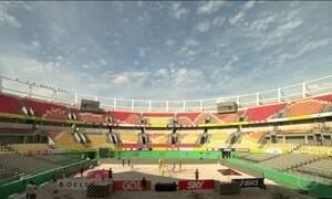Circuito Mundial de Vôlei de Praia no Rio desta vez será longe do mar