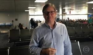 Deputado afastado Rodrigo Rocha Loures, do PMDB, chega ao Brasil