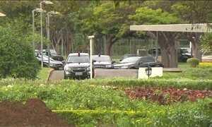 Temer passa a manhã reunido com assessores no Palácio do Planalto