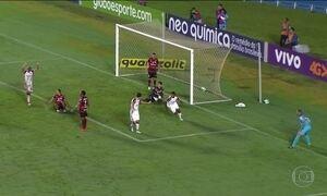 Flamengo vence o Atlético-GO por 3 a 0