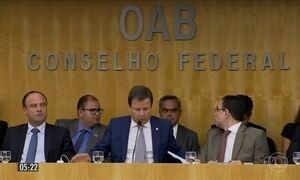 Ordem dos Advogados do Brasil irá entrar com pedido de impeachment contra Michel Temer