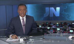 Jornal Nacional - Edição de segunda-feira, 22/05/2017