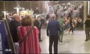 Imagens mostram correria durante explosão em show de Ariana Grande na Inglaterra