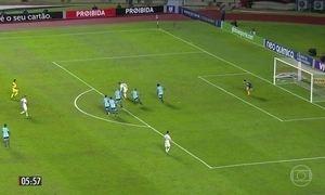 São Paulo vence partida da segunda rodada do Campeonato Brasileiro