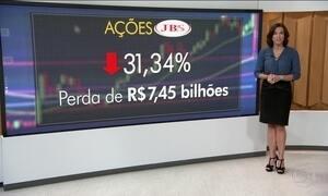 Crise política afeta mercado financeiro