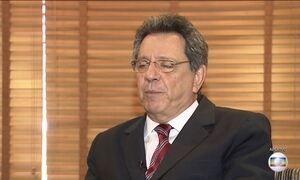 Planalto teve que lidar com a prisão de um assessor especial do presidente Michel Temer