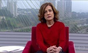 Miriam Leitão comenta isolamento de Michel Temer