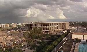 Fraudes na reforma do Mané Garrincha afetam serviços públicos do DF