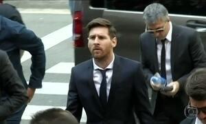 Justiça da Espanha condena Messi a 21 meses de prisão e multa por sonegação fiscal