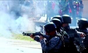 Exército coloca mais de mil soldados na Esplanada dos Ministérios