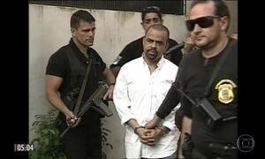 Fernandinho Beira-Mar usava bilhetes para repassar ordens a comparsas fora da prisão