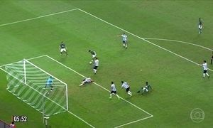 Confira os gols dos jogos da Copa do Brasil, da Copa do Nordeste e da Libertadores