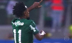 Palmeiras vence Atlético Tucumán e avança na Libertadores