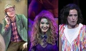 Três espetáculos em cartaz pelo país têm cantores famosos no elenco