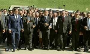 OAB entrega 13º pedido de impeachment do presidente de Michel Temer