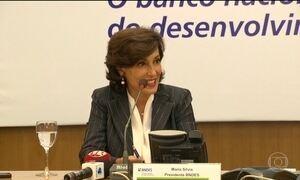 Maria Silva Bastos pede demissão da presidência do BNDES nesta sexta-feira (26)