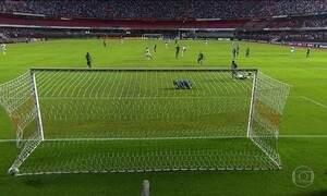 Confira os gols deste sábado (27) das séries A e B do Brasileirão