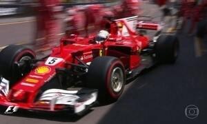 Ferrari faz dobradinha e leva o GP de Mônaco de Fórmula 1