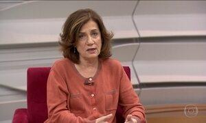 Miriam Leitão analisa possível inclusão de novas provas no processo no TSE