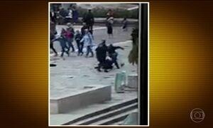 Divulgadas novas imagens de ataque na Catedral de Notre Dame, na França