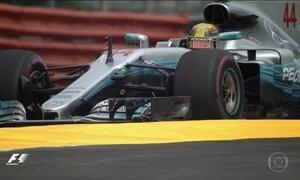 Mercedes chega pressionada para o GP do Canadá