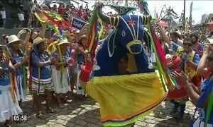 Arraial do Pavulagem arrasta 20 mil pessoas pelas ruas de Belém (PA)