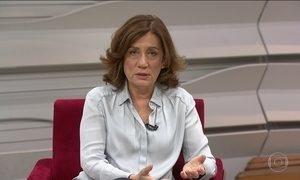 Miriam Leitão: 'Temer vai se ocupar mais com próprias batalhas do que governar'
