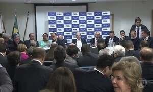 Líderes do PSDB criticam a decisão de permanecer no governo Temer