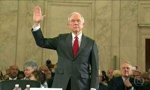 Procurador-geral dos EUA depõe sobre interferência russa em eleições
