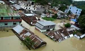 Deslizamentos de terra provocados pela chuva matam 92 pessoas em Bangladesh