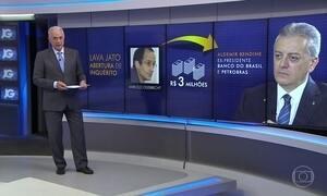 Moro autoriza abertura de inquérito para investigar ex-presidente do BB e da Petrobras