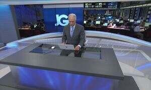 Jornal da Globo - edição de terça-feira 13/06/2017