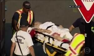Deputado está em estado crítico após ataque de atirador em campo de beisebol nos EUA