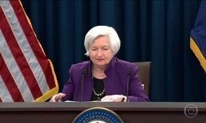 Banco central dos EUA sobe taxa de juros para 1,25%