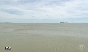 Pescadores e agricultores sofrem com a seca em PE