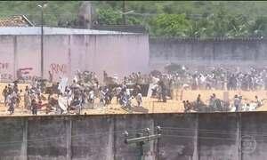 MP Estadual do RN faz operação em presídios contra facções criminosas