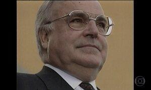 Morre o ex-chanceler Helmut Kohl, político que liderou a reunificação da Alemanha