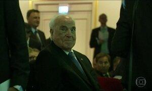 Ex-primeiro-ministro alemão Helmu Kohl morre aos 87 anos