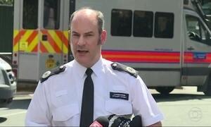 Polícia de Londres diz que 58 pessoas morreram em incêndio